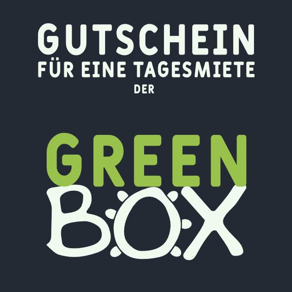 Gutschein für die GreenBox