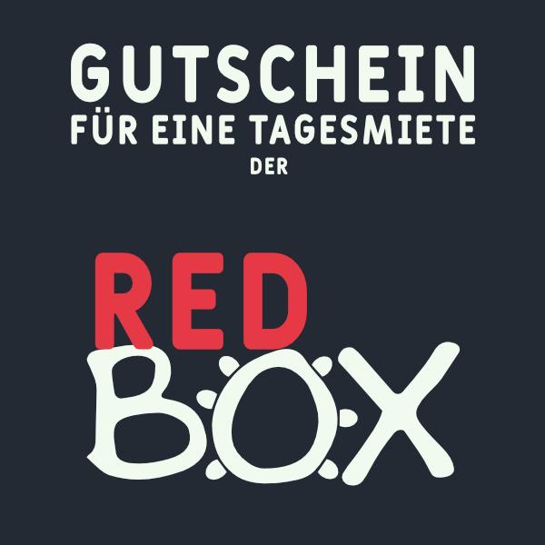 Gutschein für die RedBox