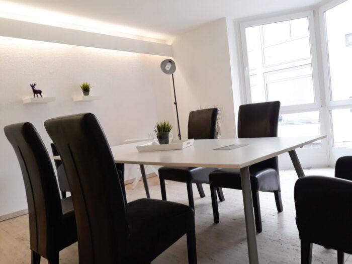 Workingbox Düsseldorf Homeoffice oder Meetingraum mieten