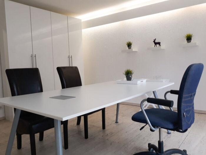 Workingbox Meetingraum in Düsseldorf